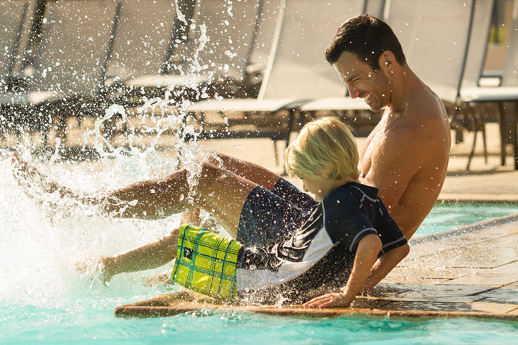 Lifestyle-036-dad-son-family-pool-resort