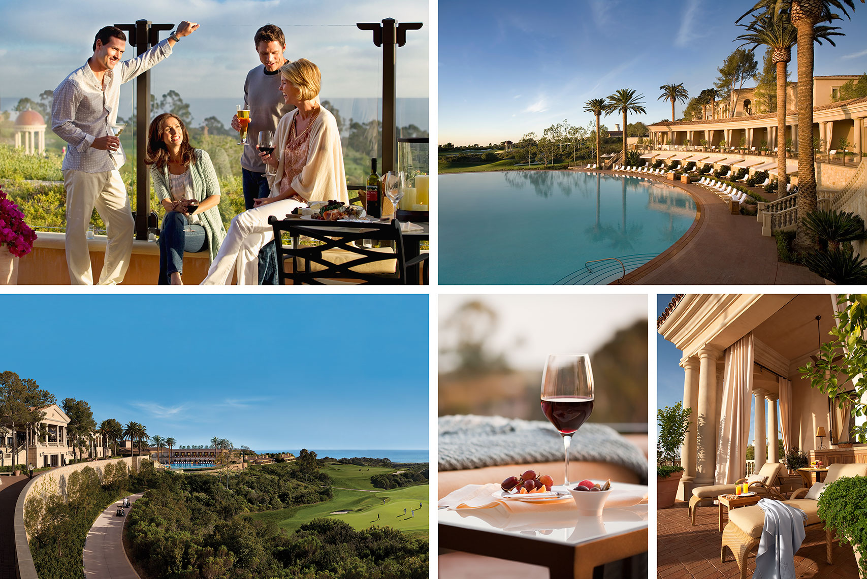Luxury Lifestyle At The Resort Pelican Hill Newport Coast CA